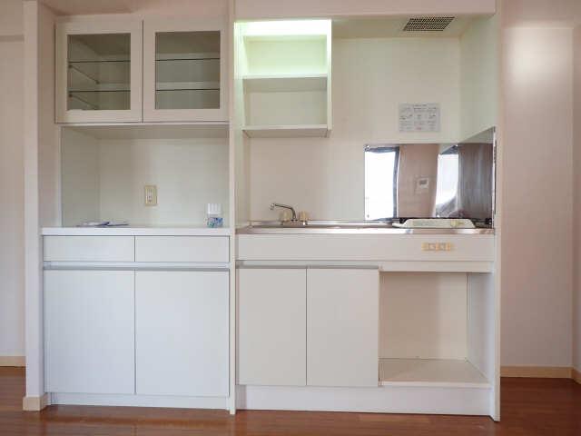 ハイツ金山 7階 キッチン