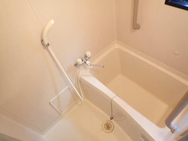 ハイツ金山 7階 浴室