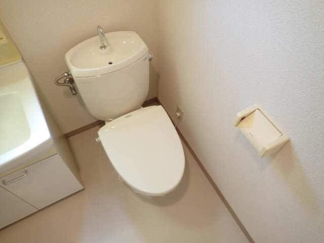 ハイツ金山 7階 WC