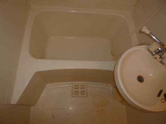 エクセルシオール金山 1階 浴室