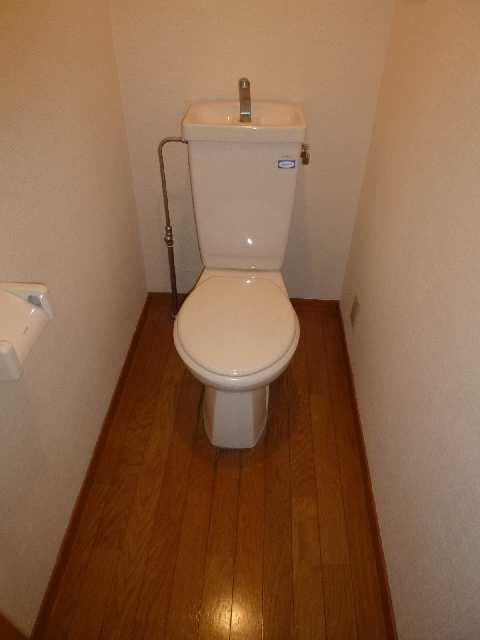 エクセルシオール金山 1階 WC