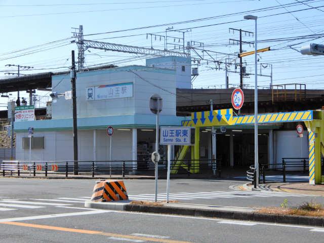 名鉄山王駅