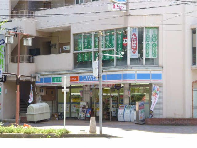 美善庵 2階 コンビニ