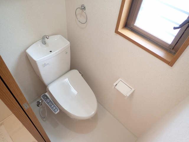 プロビデンス金山 3階 WC
