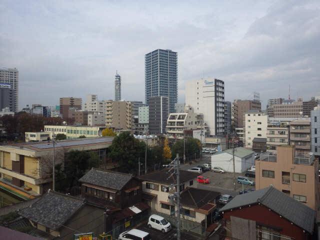 ビ・アバンス 6階 眺望