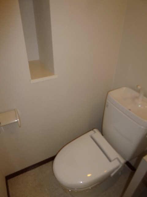 ESSE東別院 8階 WC