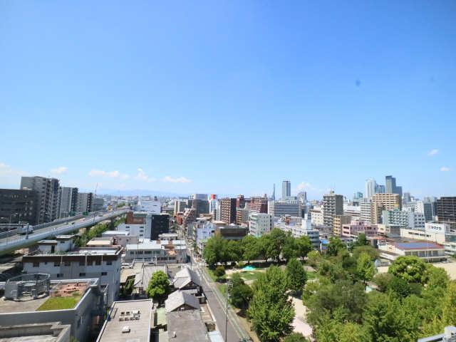 マストスタイル東別院 11階 眺望