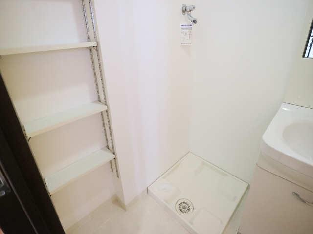 マストスタイル東別院 9階 洗濯機置場