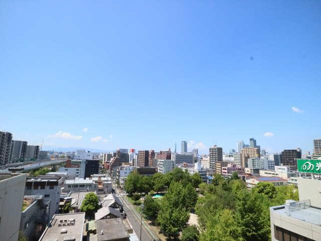 マストスタイル東別院 9階 眺望