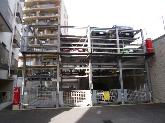 ロイヤルクレスト金山フロント 1101 11階 機械式駐車場