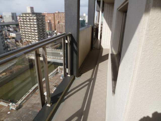 ロイヤルクレスト金山フロント 1101 11階 ベランダ