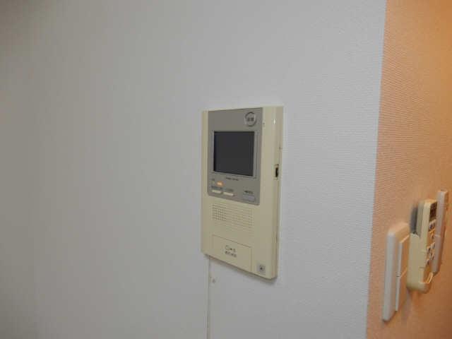 パークフラッツ金山 5階 モニター付インターホン