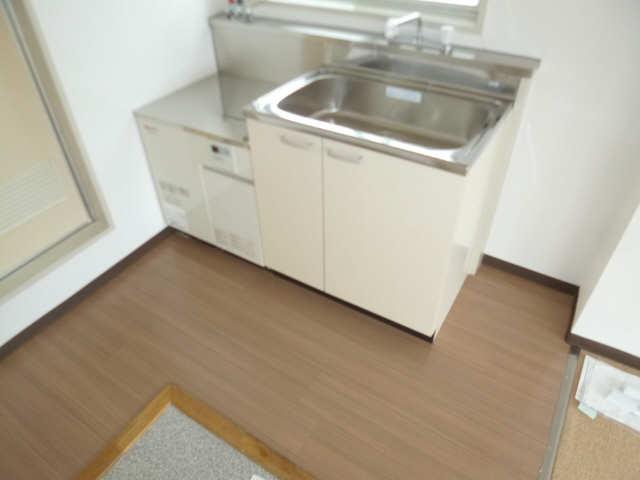 フォンティーヌ金山729 8A号室 8階 キッチン