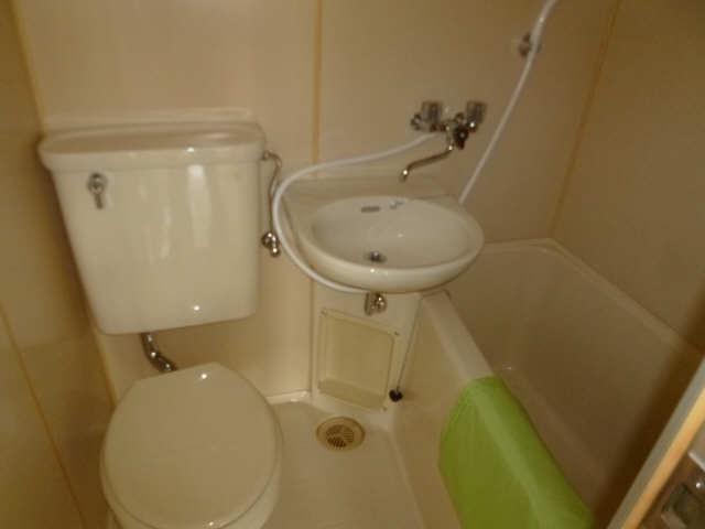 フォンティーヌ金山729 8A号室 8階 浴室