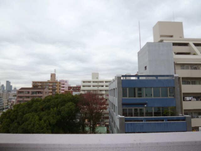 フォンティーヌ金山729 8A号室 8階 眺望