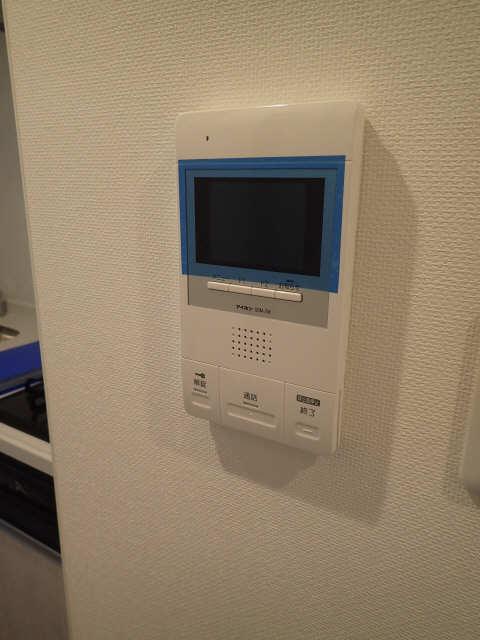 ルクール金山 7階 モニター付インターホン
