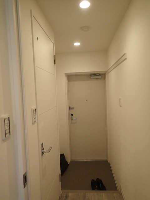 ルクール金山 7階 廊下