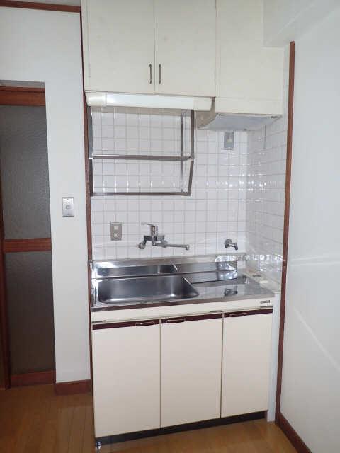 メゾン金山 205号 2階 キッチン
