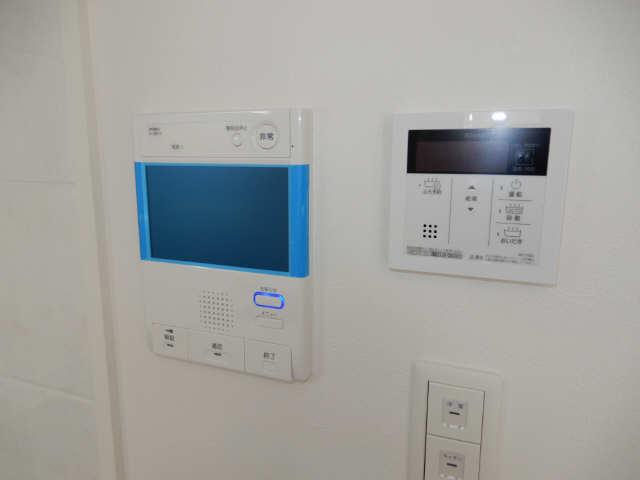 GRANDUKE東別院crea 5階 モニター付インターホン