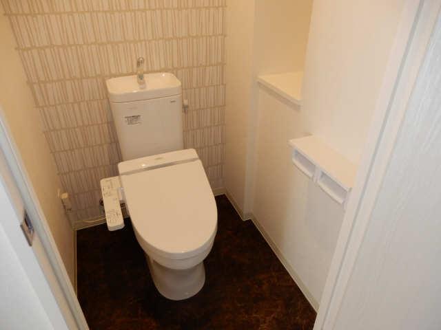 GRANDUKE東別院crea 5階 WC