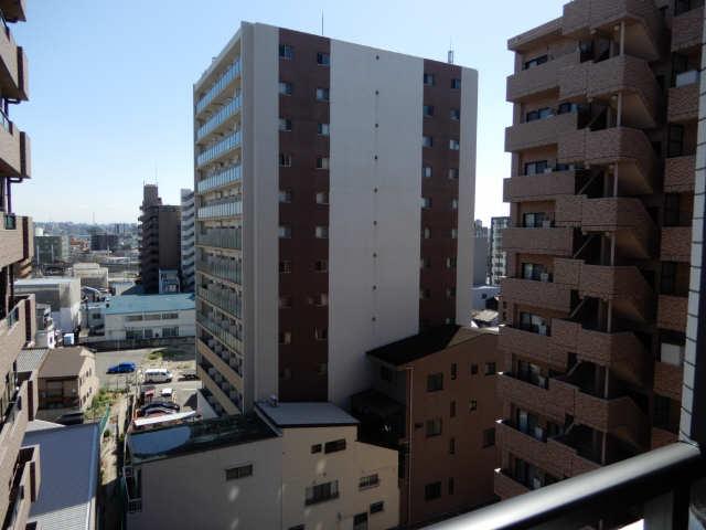 GRANDUKE東別院crea 9階 眺望
