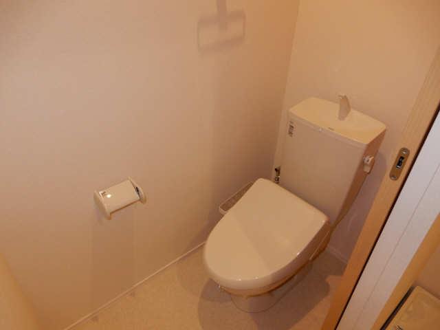 Maison西高蔵West 3階 WC
