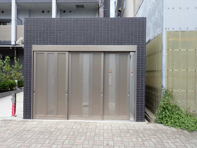 ParkBear大須 5階 ゴミ置き場