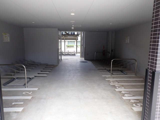 ParkBear大須 9階 駐輪場