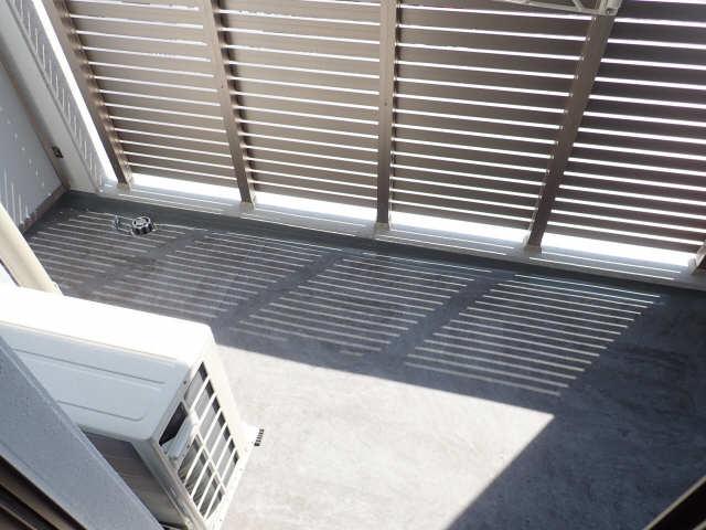 ParkBear大須 9階 バルコニー