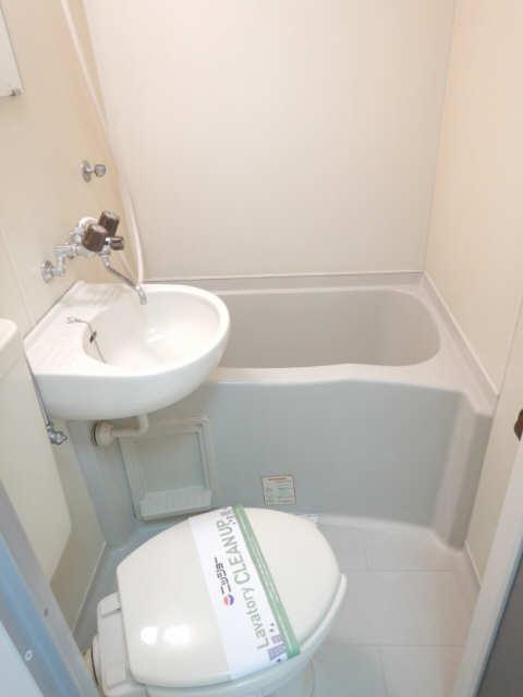 ロイヤルパレス 1階 浴室