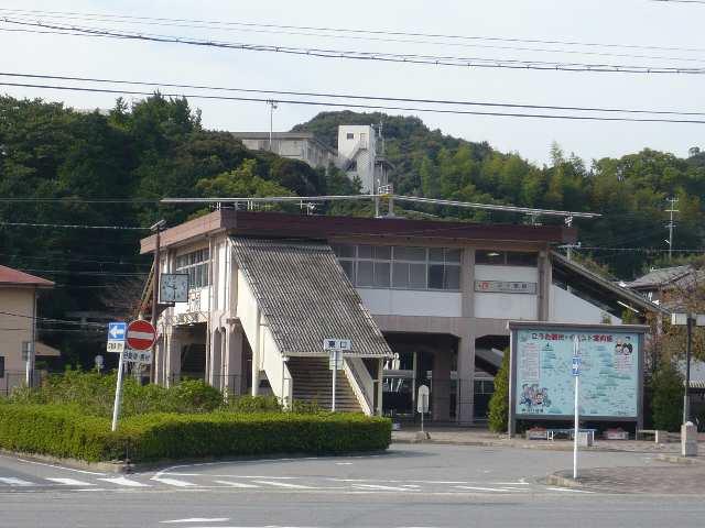 パークハイツ 2階 JR三ヶ根駅