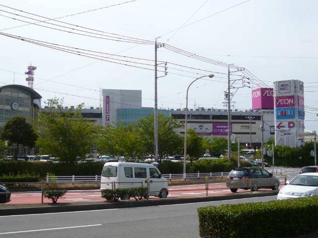 エミナンス竜美東B棟 2階 イオンモール