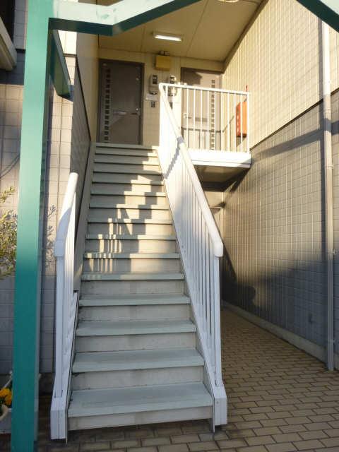 エミナンス竜美東B棟 2階 共有部分