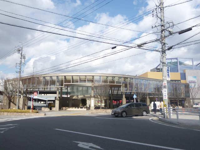 エミナンス竜美東B棟 2階 名鉄本線東岡崎駅