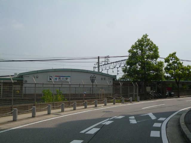 エミナンス竜美東B棟 2階 名鉄本線男川駅
