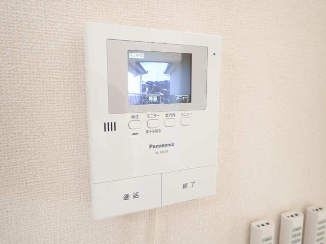 エミナンス竜美東B棟 2階 モニター付きインターホン
