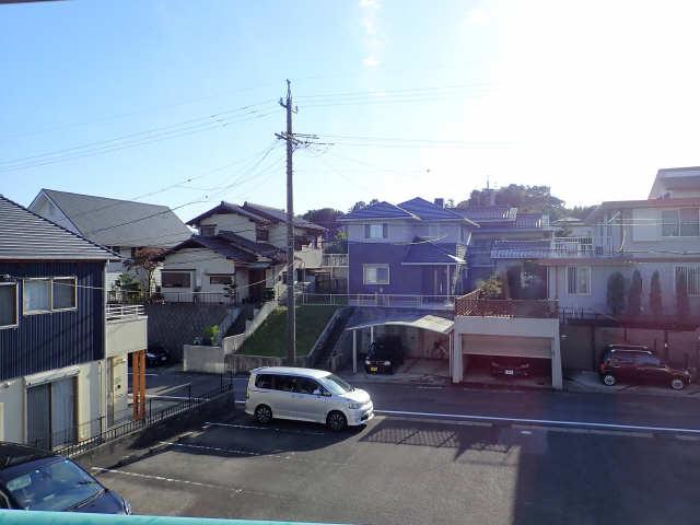 エミナンス竜美東B棟 2階 眺望