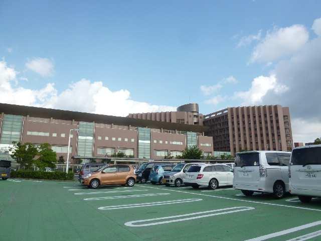 パレスHAKUHO 2階 岡崎市民病院