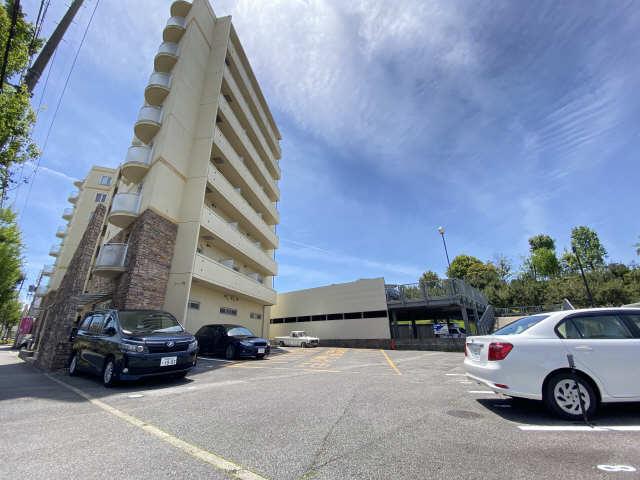 パレスHAKUHO 8階 駐車場
