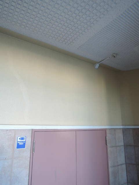 パレスHAKUHO 2階 防犯カメラ