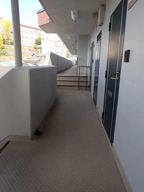 グランデュール46 1階 共有部分