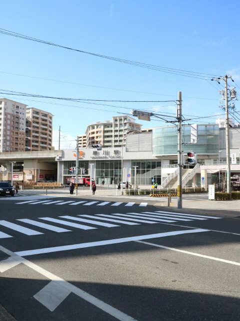 JR中央線勝川駅