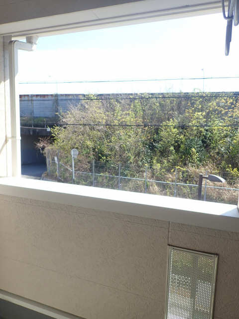 ヴィレッジ 2階 眺望