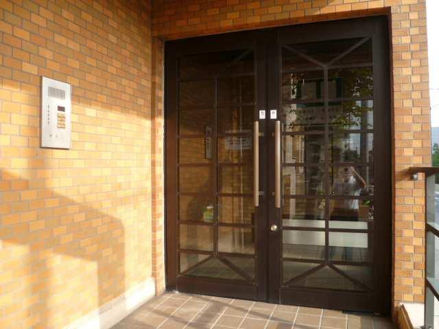 フジマンション CITY KOZAWA 2階 オートロック
