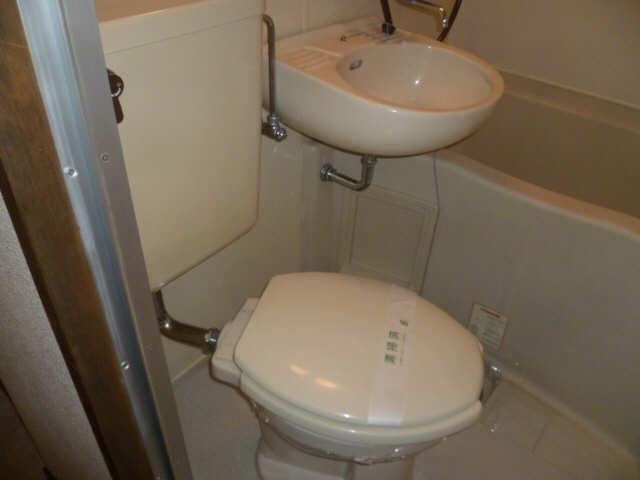 フジマンション CITY KOZAWA 2階 WC