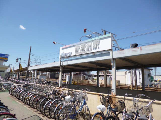名鉄新清洲駅