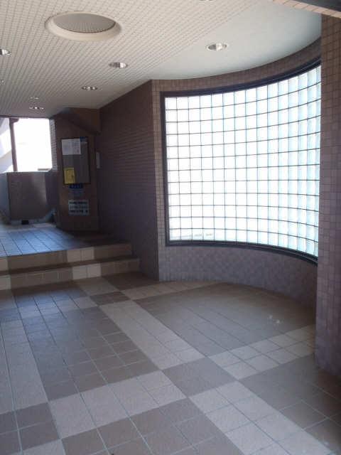エクセルナカゼン 2階 エントランス