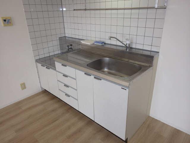 エクセルナカゼン 2階 キッチン