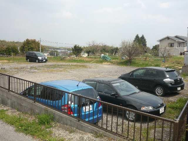 ハイツ翔B棟 2階 駐車場