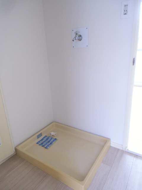 ハイツ翔B棟 2階 洗濯機置場